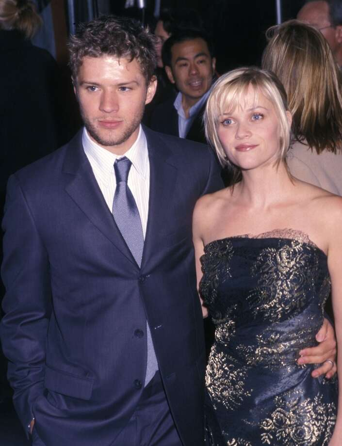 Ryan Phillippe and Reese Witherspoon. Photo: Ron Galella, Ltd.