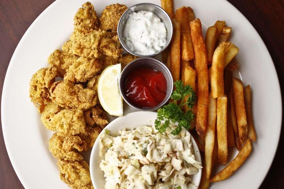 Tony Mandola'sCuisine: SeafoodEntree price range: $$$Where: 1212 Waugh DrPhone: (713) 528-3474Website: www.tonymandolas.com Photo: Michael Paulsen, Houston Chronicle
