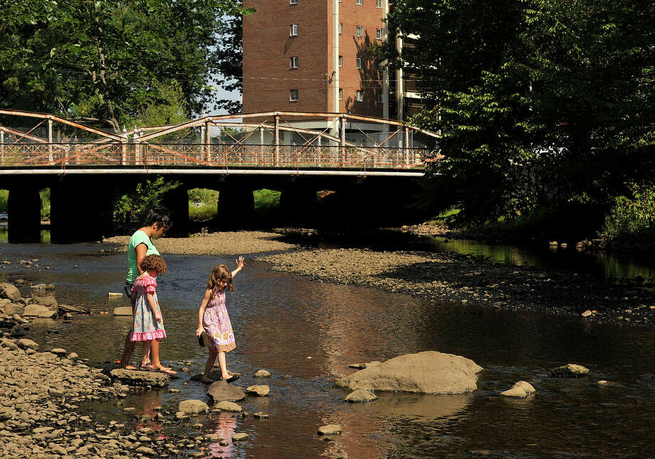 STAMFORD Discover the Mill River Park and Greenway by taking a nature walk from 10 a.m. to noon Saturday, June 7. Click here for more info. Photo: Jason Rearick / Stamford Advocate