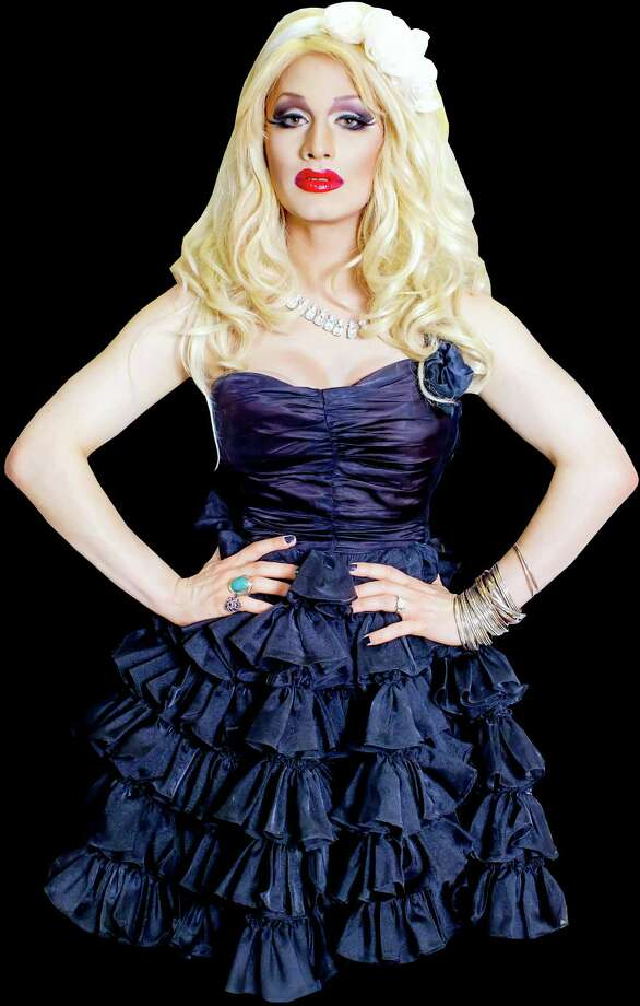 """""""RuPaul's Drag Race"""" Season 5 winner Jinkx Monsoon isn't just a lip-syncing diva. She really can sing and act, too. Photo: Tim Harmon"""