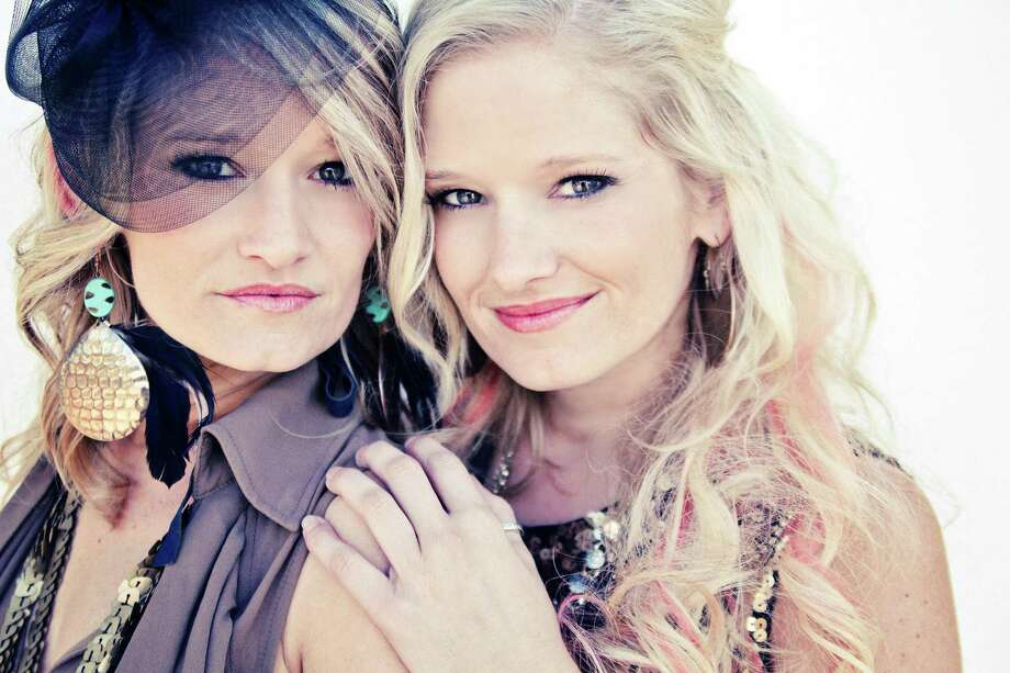 Texas country duo the Rankin Twins. Photo: NPG PR