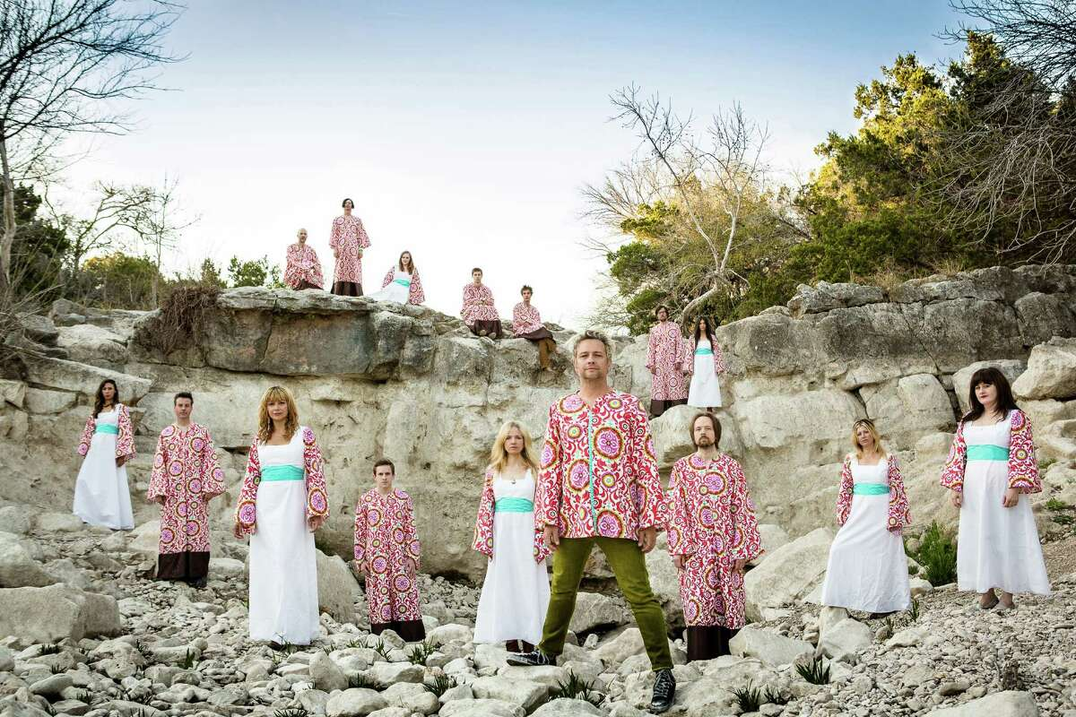 rock band the Polyphonic Spree