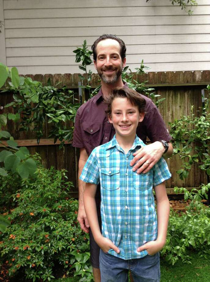 Dr. Randy Beckman will participate in the Ironman Cozumel triathlon in December in honor of his son, Rayne, who was recently diagnosed with Crohn's disease. Photo: Contributed
