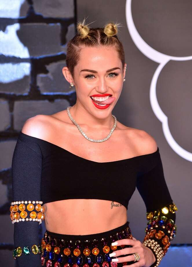 Miley Cyrus Photo: James Devaney, WireImage