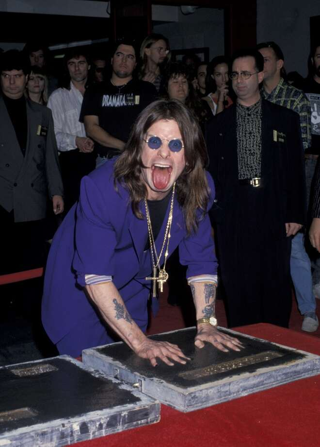 Ozzy Osbourne Photo: Ron Galella, WireImage