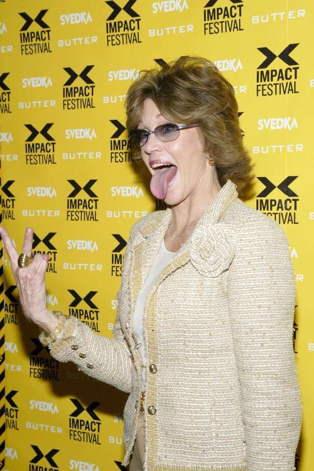 Jane Fonda Photo: Bennett Raglin, WireImage