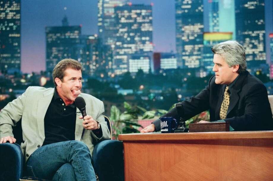 Mel Gibson Photo: NBC, NBCU Photo Bank Via Getty Images