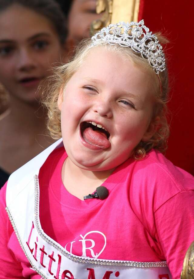 'Honey Boo Boo' Photo: JB Lacroix, WireImage