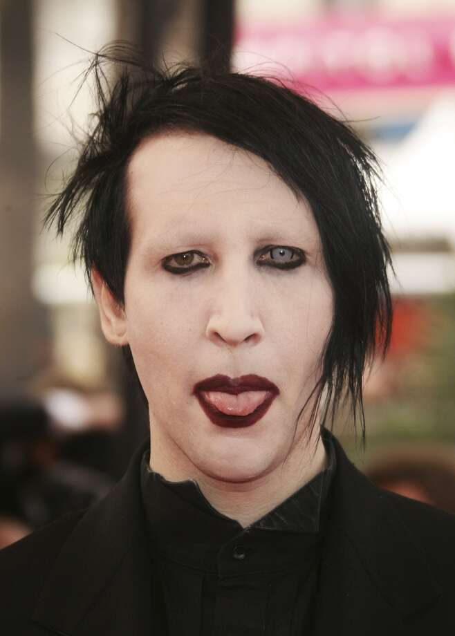 Marilyn Manson Photo: Pascal Le Segretain, Getty Images