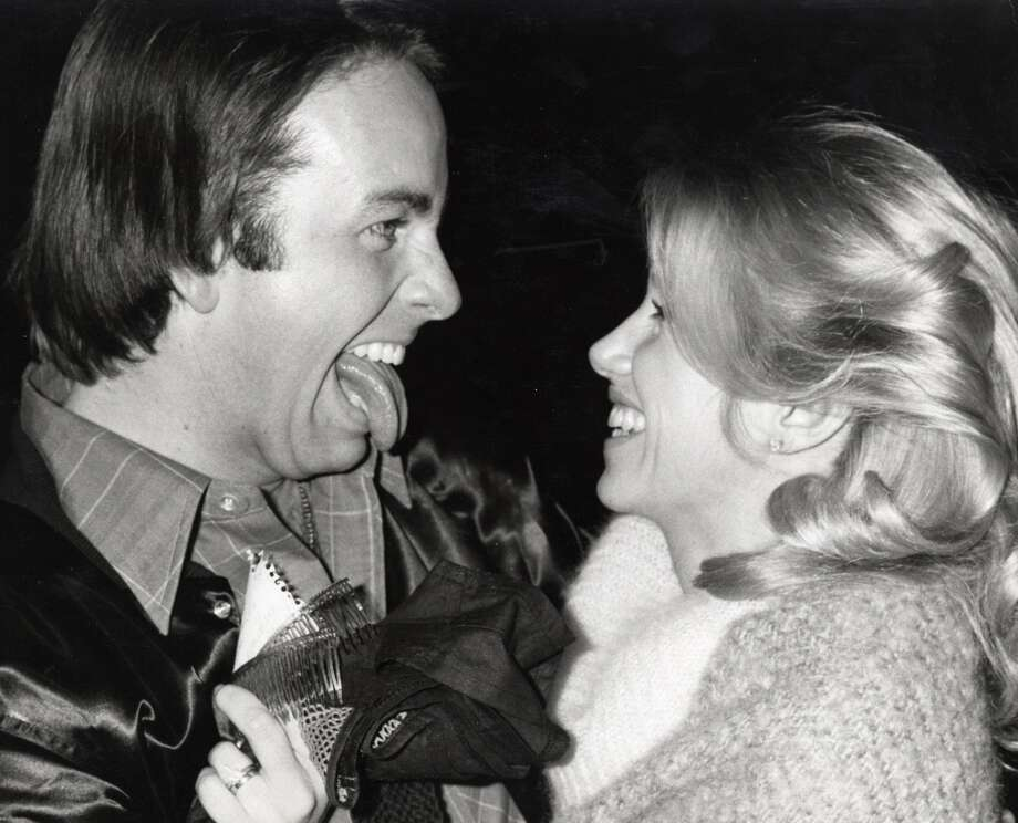 John Ritter with Suzanne Somers Photo: Ron Galella, WireImage