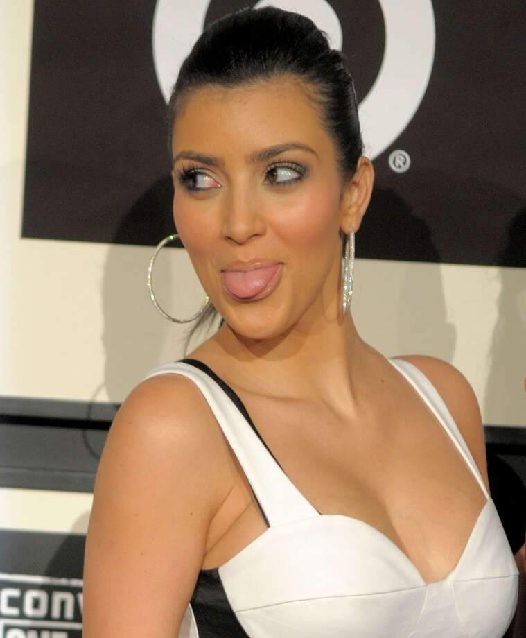 #2 on Yahoo's 2013 Year in Review for most searches is Kim Kardashian. Photo: Mark Sullivan, WireImage