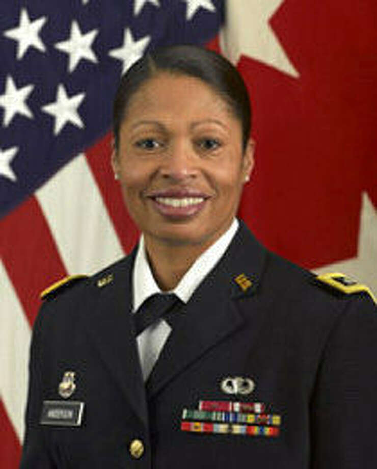 Maj. Gen. Marcia Anderson, deputy chief of the Army Reserve, is the highest-ranking African-American female in the Army, having served throughout her 32-year career in the Army Reserve. Photo: Courtesy