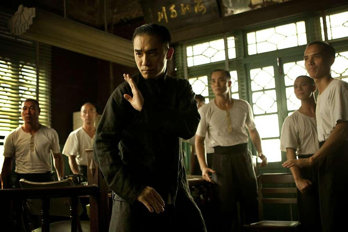 "Tony Leung Chiu Wai stars as Ip Man in, ""The Grandmaster."""