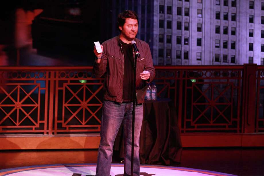 Comedian Doug Benson, pictured June 13, 2013 in Chicago. (Photos by Barry Brecheisen/WireImage) 2377_007_0632.jpg Photo: Barry Brecheisen, . / 2013 WireImage