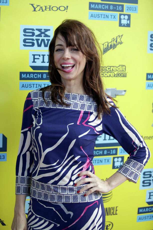 Comedian Natasha Leggero, pictured March 10, 2013 in Austin, Texas. Photo: Dustin Finkelstein, . / 2013 Dustin Finkelstein