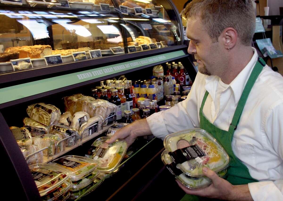 Starbucks Barista: $8.79 per hour Source:Yahoo