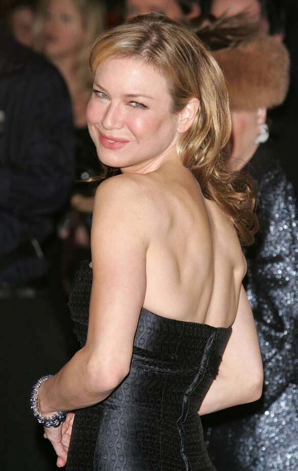 Renee Zellweger gained 20-30 pounds ... Photo: Peter Kramer, Getty Images