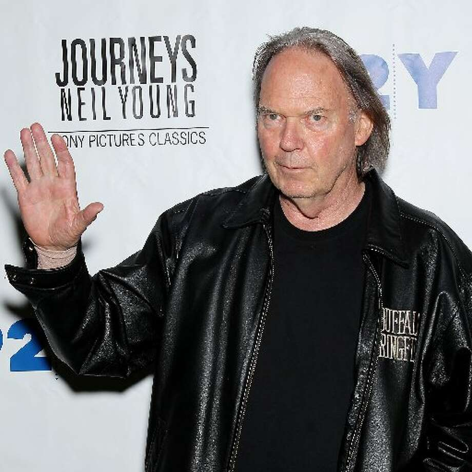 20. Journeys: Neil Young (2012). $215,026. Photo: AP