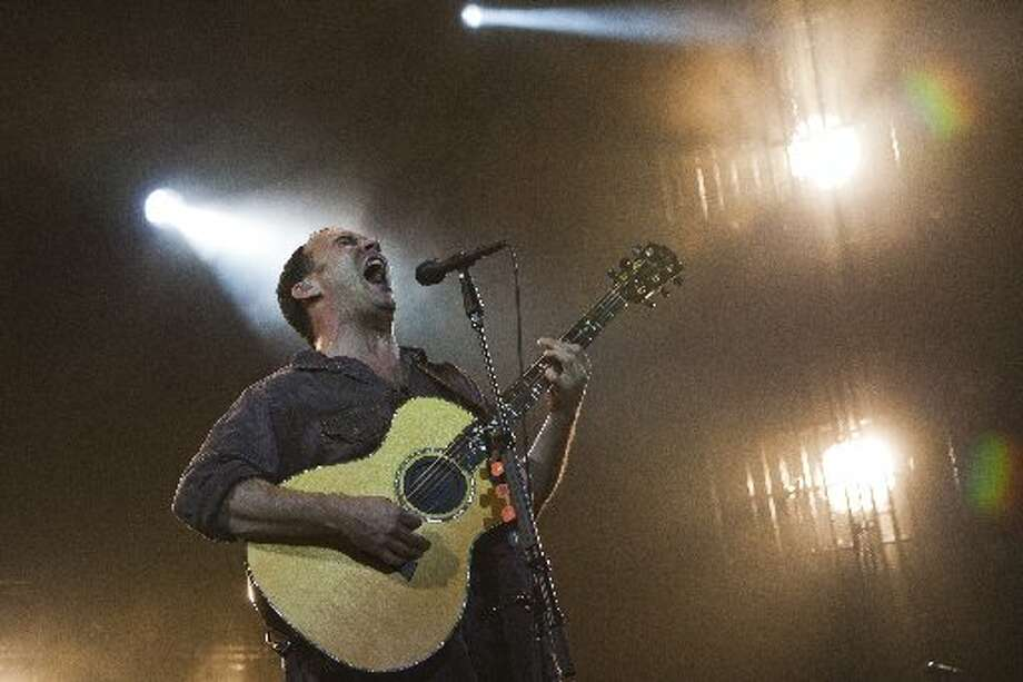 19. Larger than Life in 3D: Dave Matthews Band, Ben Harper and Gogol Bordello (2009). $246,042. Photo: Houston Chronicle