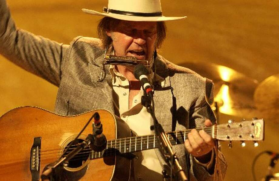 13. Neil Young: Heart of Gold (2006). $1,904,606. Photo: AP
