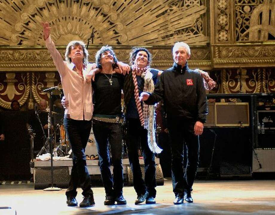 10. Shine a Light (Rolling Stones) (2008). $5,505,267. Photo: Kevin Mazur © 2008 By WPC Piecem