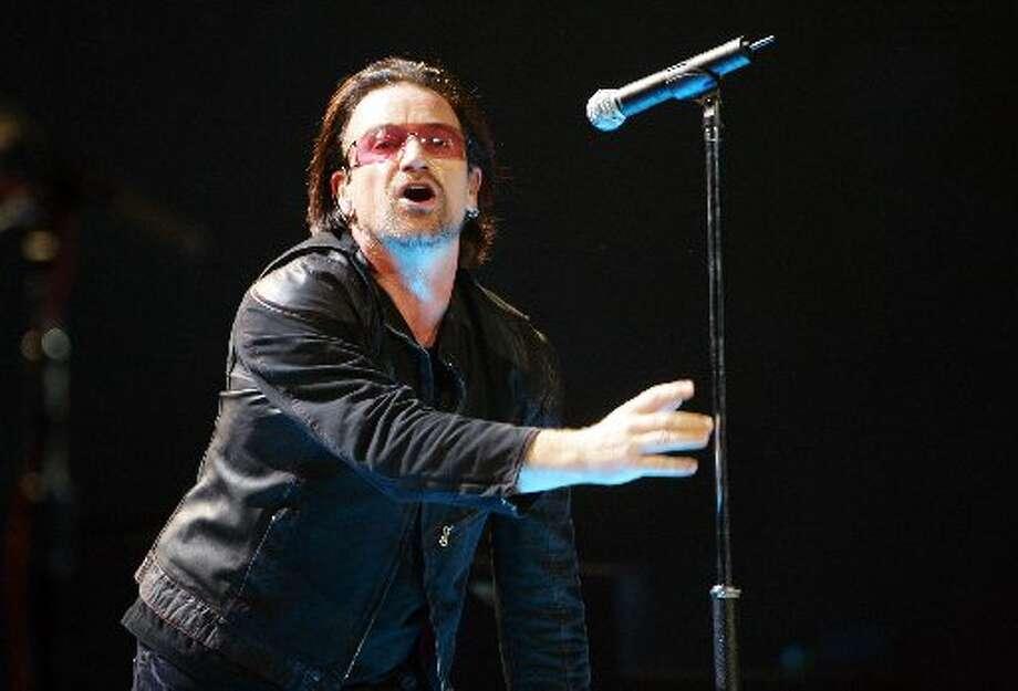 9. U2: Rattle and Hum (1988). $8,600,823. Photo: AP
