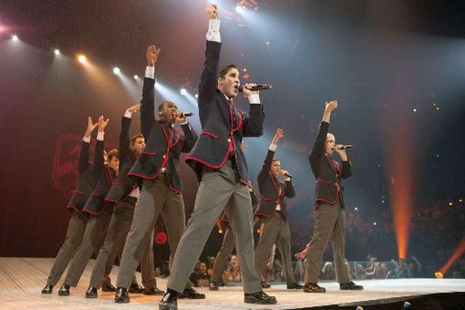 7. Glee The 3D Concert Movie (2011). $11,862,398. Photo: Twentieth Century Fox