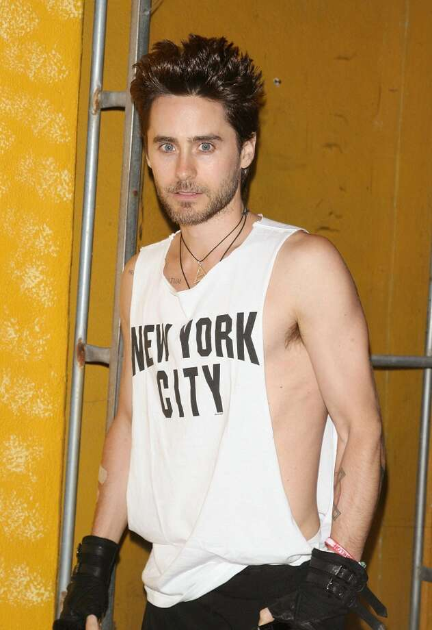 Leto turned around and lost 30 pounds to play a transsexual woman in `Dallas Buyers Club.' Photo: Jim Spellman, WireImage