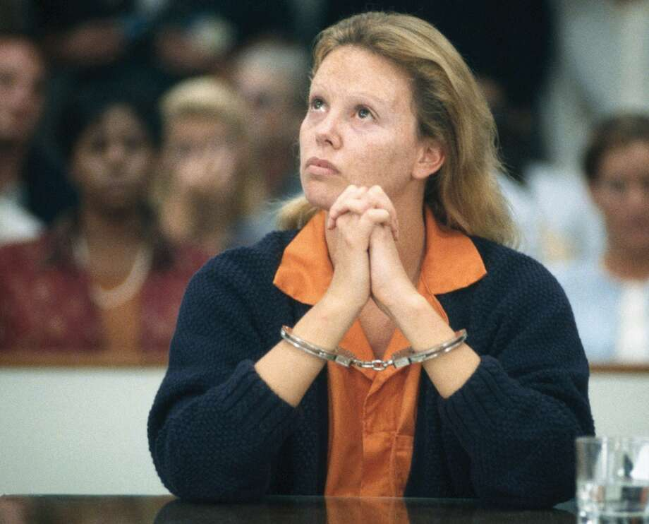 ... to play serial killer Aileen Wuornos in `Monster.' She won an Oscar for her efforts. Photo: AP