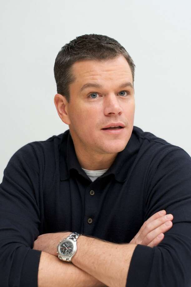 Matt Damon didn't watch his diet and gained some 30 pounds for `The Informant!' Photo: Vera Anderson, WireImage
