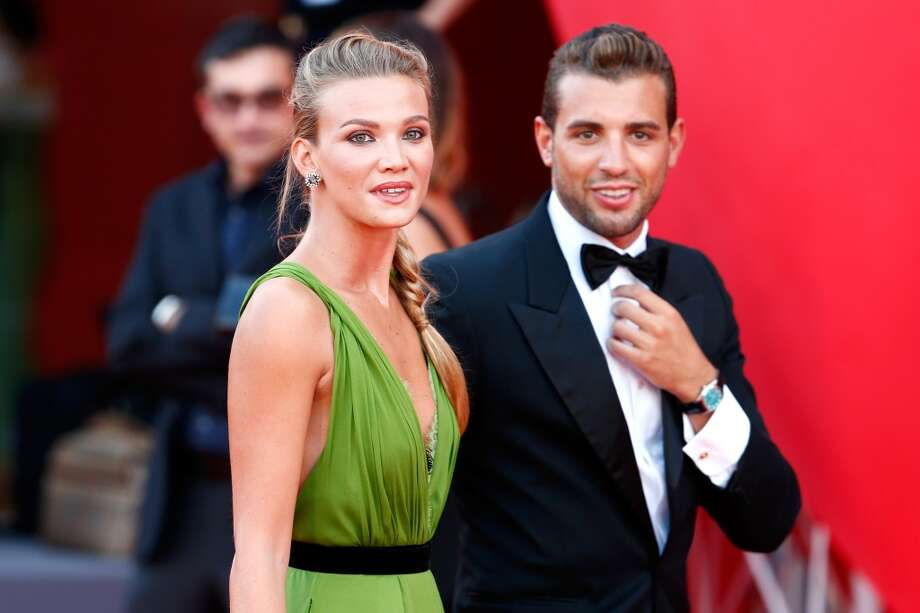 Fiammetta Cicogna and Tommy Chiabra attend the Opening Ceremony And 'Gravity' Premiere during the 70th Venice International Film Festival at the Palazzo del Cinema on August 28, 2013 in Venice, Italy.  (Photo by Andreas Rentz/Getty Images) Photo: Andreas Rentz, Getty Images