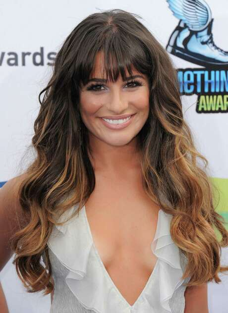 Lea Michele attends the 2012 Do Something awards on Sunday, Aug. 19, 2012 in Santa Monica, Calif. (Photo by Jordan Strauss/Invision/AP) Photo: Jordan Strauss, INVL / Invision