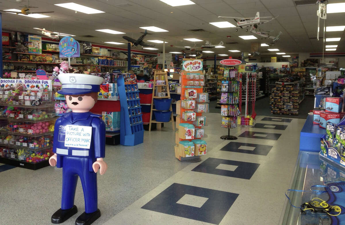 HobbyTown USA on Post Road has expanded its floor space by one-third and increased its peoduct lines by taking over space previously occupied by a martial-arts studio..