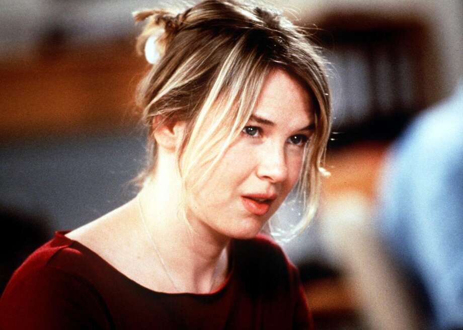 ... for `Bridget Jones's Diary.' She put on weight again for the sequel. Photo: Miramax Film, NYT