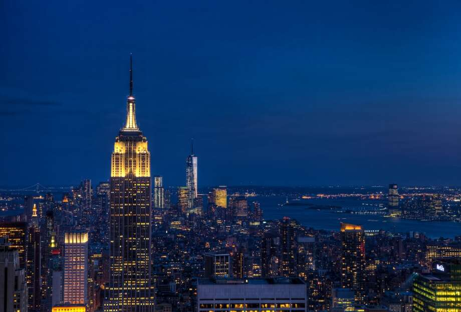 9. New York City metropolitan areaIn New York the average salary increased $3,300 from $56,250 in 2009 to $59,550 in 2012. Photo: Basic Elements Photography, Getty Images/Flickr RF