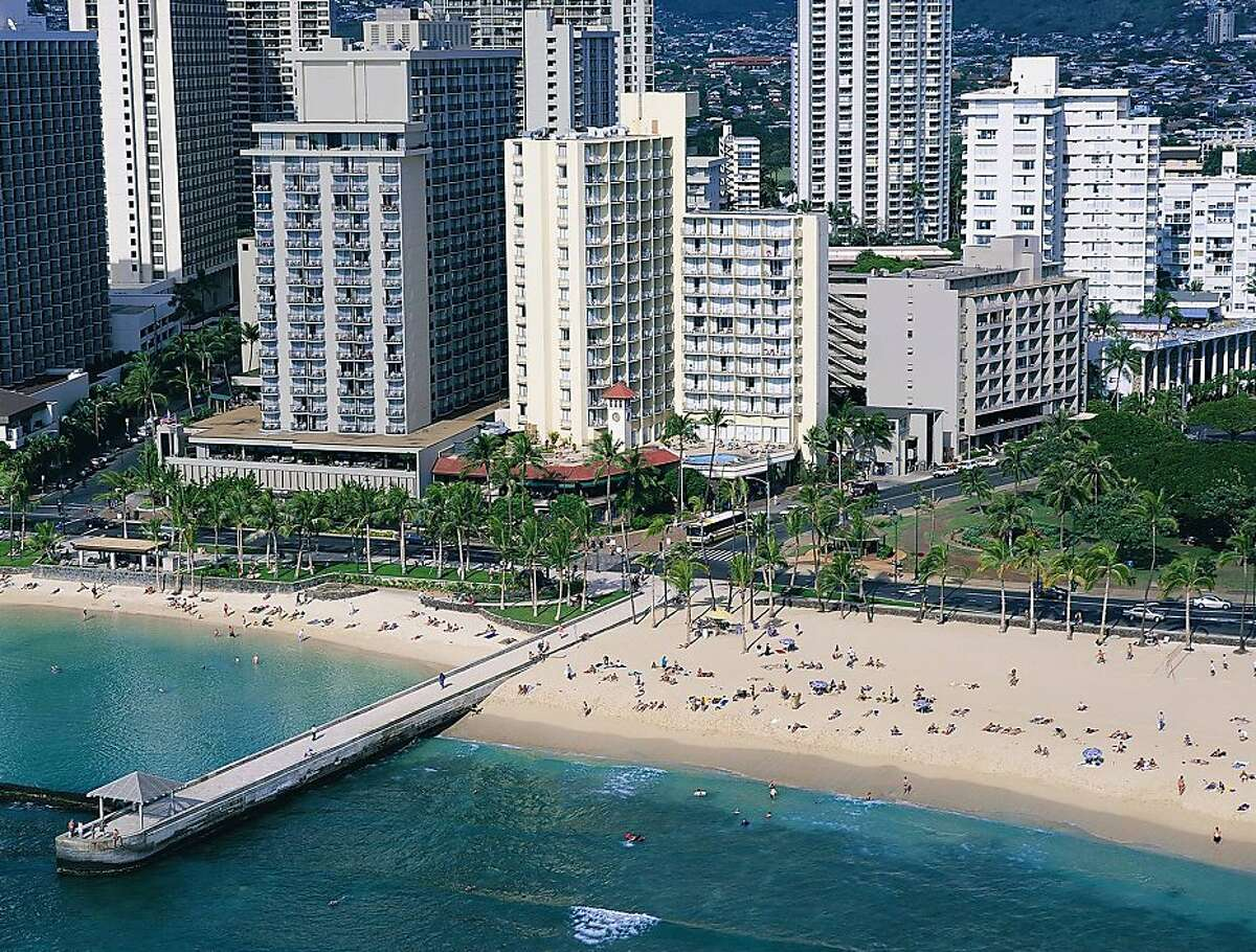 Park Shore Waikiki, on the Diamond Head end of Kalakaua Avenue, recently completed nearly $11 million in upgrades to its 221 guestrooms, rooftop pool deck and public areas.