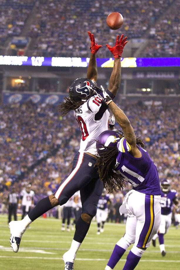 DeAndre Hopkins, WR  Performance-based bonus: $81,288 Photo: Brett Coomer, Houston Chronicle