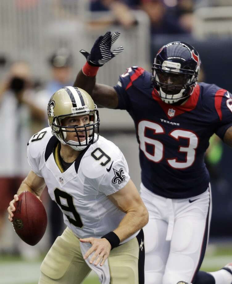 Willie Jefferson, LB  Performance-based bonus: $17,861 Photo: Eric Gay, Associated Press
