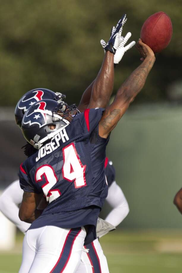 Johnathan Joseph, CB  Performance-based bonus: $9,170 Photo: Brett Coomer, Houston Chronicle