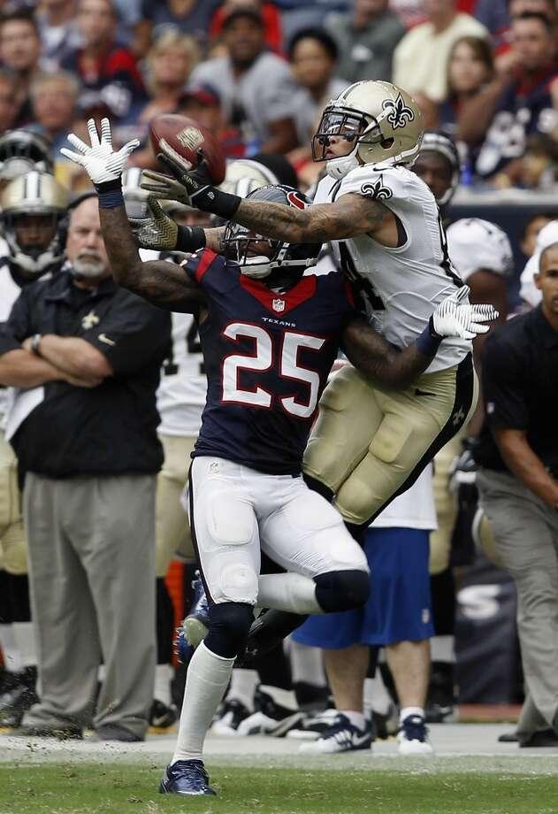 Kareem Jackson, CB  Performance-based bonus: $43,102 Photo: Bob Levey, Getty Images