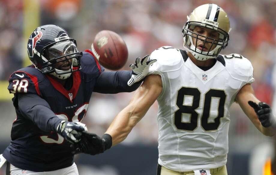Danieal Manning, S  Performance-based bonus: $8,275 Photo: Brett Coomer, Houston Chronicle