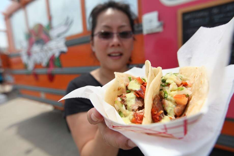 Lady Bird food truckCuisine:AmericanLocation: Locations vary. Check their website for upcoming stops.Website: ladybirdfoodtruck.com Photo: Mayra Beltran, Houston Chronicle
