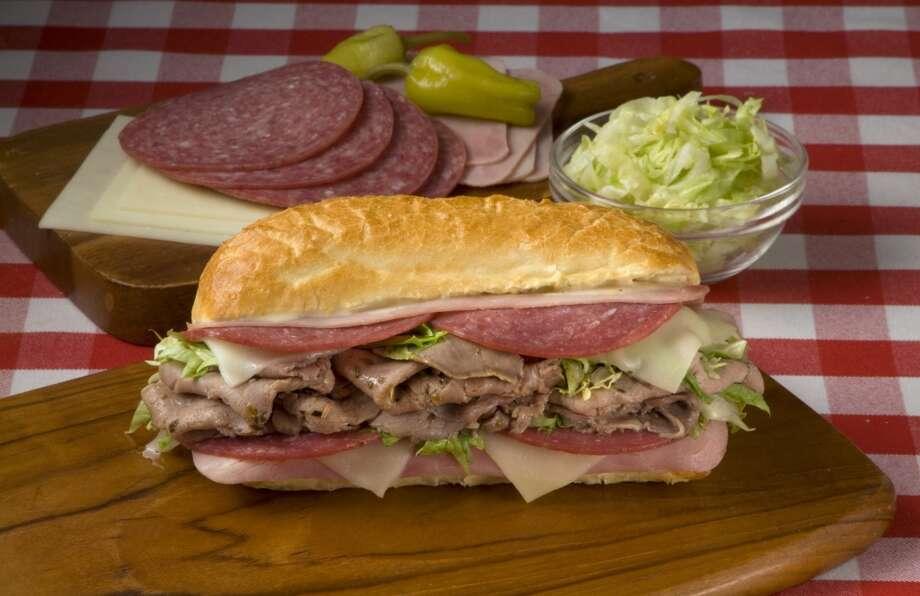 New Jersey'sregional sandwich, the Italian sub. Photo: Thomas Firak Photography, Getty Images