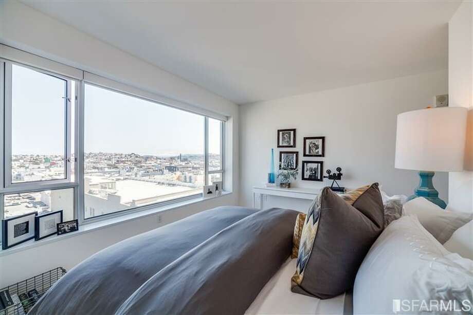Room with a view. Photos via James Haywood, Paragon Real Estate Group/Redfin