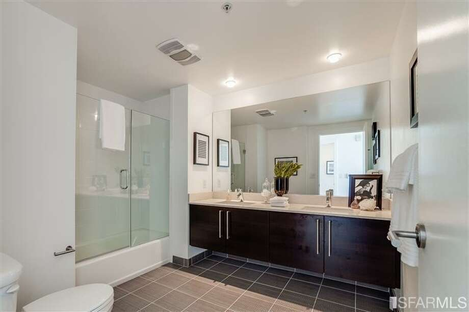 1 bath. Photos via James Haywood, Paragon Real Estate Group/Redfin