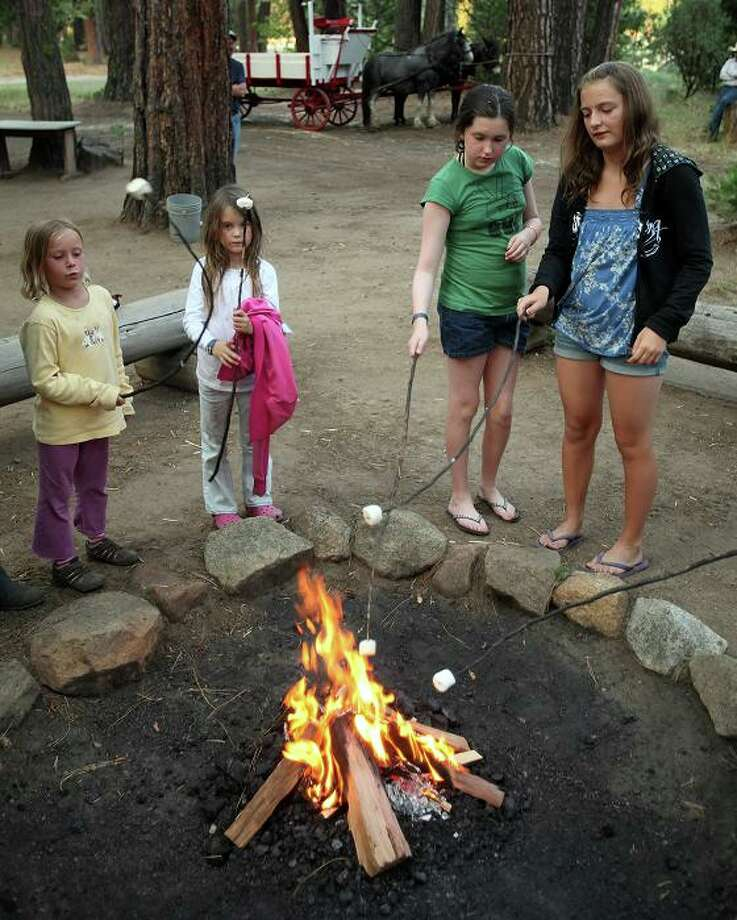 I had to explain to my 7-year-old last year what a S'more was. He had eaten S'more-flavored granola bars, but had no idea there was a food created by toasting marshmallows over a fire. #BadParenting Photo: Carlos Avila Gonzalez, The Chronicle / The Chronicle