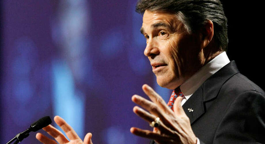 The bills from Rick Perry's jet-setting days as governor are still rolling in; they show the state had to pay about an average of $1 million a year to transport, feed and house his security detail from the time he began running for the GOP presidential nomination in 2011 until he left office earlier this year. Here are the five most expensive international trips Texans are still paying for.  Photo: Darren Abate