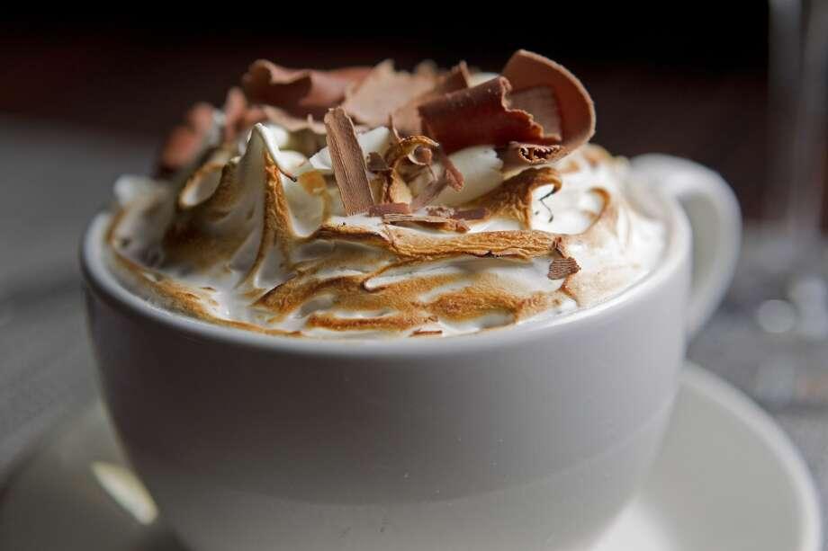 Cappuccino Pot De Crème at Morton's Grille. Photo: Johnny Hanson, Houston Chronicle