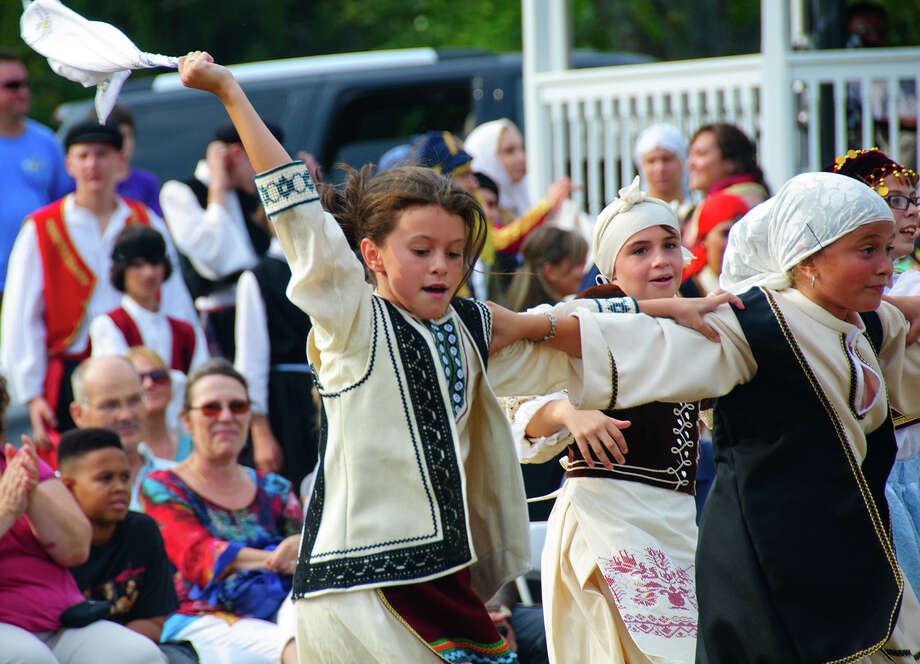 """St. Barbara Greek Orthodox Church's """"Odyssey: A Greek Festival"""" takes place Labor Day weekend in Orange, Conn. featuring Greek food, crafts, music and dancing. Festivities begin at 12 p.m. each day. Free admission. Photo: Contributed Photo / Connecticut Post Contributed"""