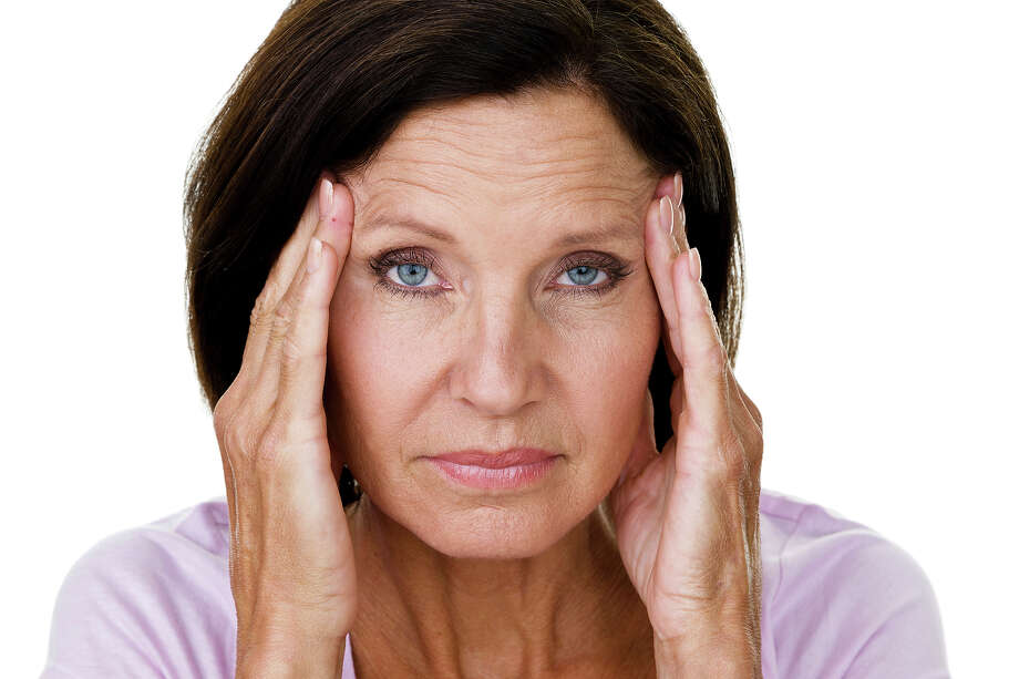 National Menopause Awareness Month(You should see the rest of the stock photos for this one...) Photo: Stock Shop Photography LLC, Getty Images / (c) Stock Shop Photography LLC
